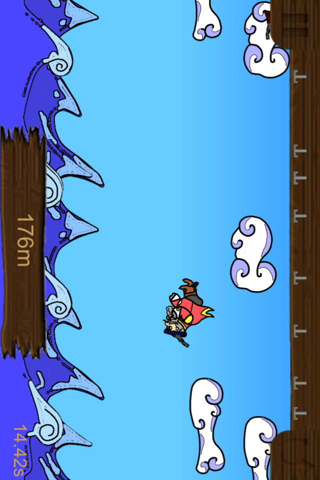 Screenshot Pirate's Rope