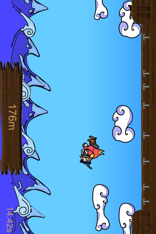 Screenshot Pirate's Rope