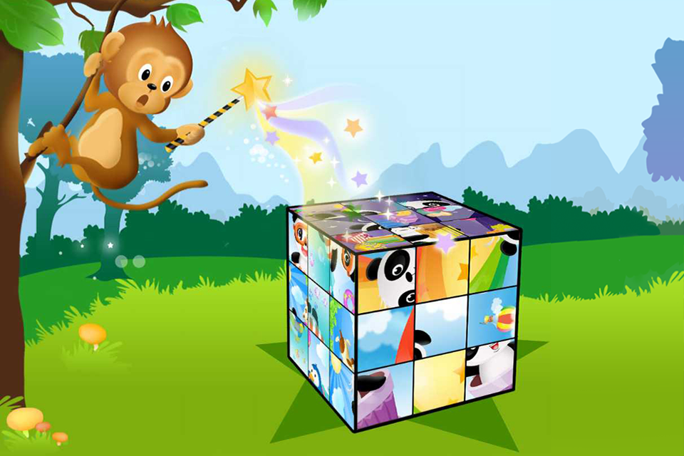 Screenshot Lola's Magic Cube